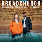 Album artwork for Arnalds: Broadchurch OST