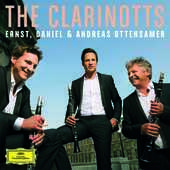 Album artwork for THE CLARINOTTS