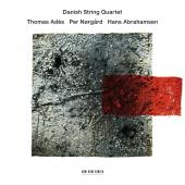 Album artwork for Ades, Norgard, Abrahamsen / Danish String Quartet
