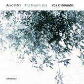 Album artwork for ARVO PART - THE DEER'S CRY