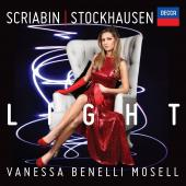 Album artwork for Scriabin & Stockhausen - Light  / Mosell