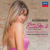 Album artwork for Rachmaninov: Concerto #2, Corelli Variation / Mose