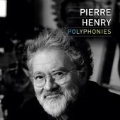 Album artwork for Pierre Henry Polyphonies