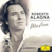 Album artwork for Malena - Sicilian and Neapolitan Songs / Alagna
