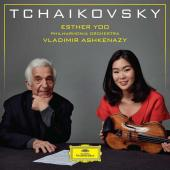 Album artwork for Tchaikovsky: Violin Concerto, etc / Yoo, Ashkenazy