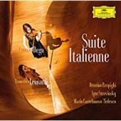 Album artwork for SUITE ITALIENNE