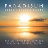 Album artwork for Paradisum - Serene Sacred Songs