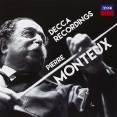 Album artwork for Pierre Monteux Decca Recordings