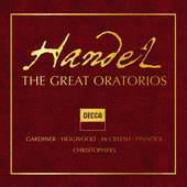 Album artwork for HANDEL THE GREAT ORATORIOS LIMITED EDITION BOX SET