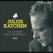 Album artwork for Julius Katchen - Complete Decca recordings 35 CD