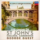 Album artwork for Choir of St. John's College - Complete Argo 42 CDs