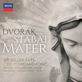 Album artwork for Dvorak: Stabat Mater / Belohlavek, Czech Phil.