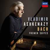 Album artwork for BACH FRENCH SUITES, BWV 812-817
