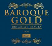 Album artwork for BAROQUE GOLD: 100 GREAT TRACKS