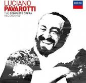 Album artwork for Luciano Pavarotti - The Complete Opera Recordings