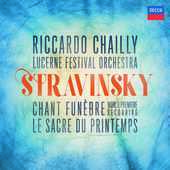 Album artwork for Stravinsky: Sacre du Printemps, Chant Funebre