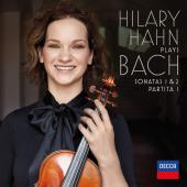Album artwork for Bach: Sonatas 1 & 2, Partita 1 / Hilary Hahn