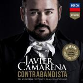 Album artwork for CONTRABANDISTA / Javier Camarena