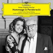 Album artwork for HOMMAGE A PENDERECKI - Anne-Sophie Mutter