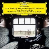Album artwork for Destination Rachmaninov: Departure / Trifonov