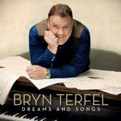 Album artwork for DREAMS AND SONGS / Bryn Terfel