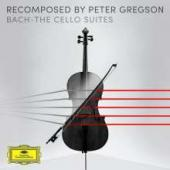 Album artwork for CELLO SUITES RECOMPOSED