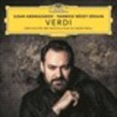 Album artwork for VERDI