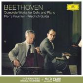 Album artwork for Beethoven: complete works for cello and piano