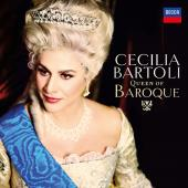 Album artwork for Cecilia Bartoli - Queen of Baroque Book & CD