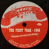 Album artwork for Mordern Muisc: The First Year 1945