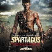 Album artwork for Spartacus: Vengeance TVST