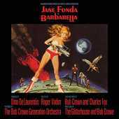 Album artwork for BARBARELLA SOUNDTRACK