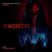 Album artwork for S3: 12 MONKEYS