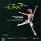 Album artwork for Chihara: The Tempest (Ballet in Two acts)
