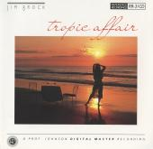 Album artwork for TROPIC AFFAIR / Jim Brock
