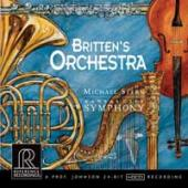 Album artwork for Britten's Orchestra: Michael Stern Kanasas City S