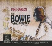 Album artwork for The Bowie Variations / Mike Garson