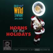 Album artwork for Dallas Wind Symphony: Horns for the Holidays