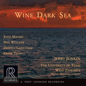Album artwork for Wine Dark Sea