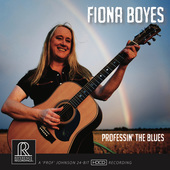 Album artwork for Professin' the Blues - Fiona Boyes