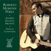 Album artwork for FRENCH COMPOSERS / Roberto Moronn Perez