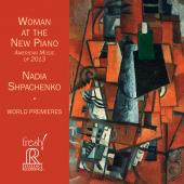 Album artwork for Woman at New Piano
