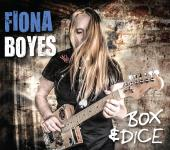 Album artwork for Box & Dice / Fiona Boyes