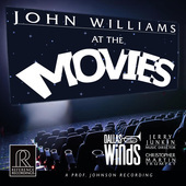 Album artwork for John Williams at the Movies