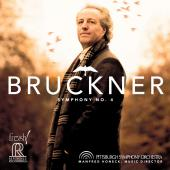Album artwork for Bruckner: Symphony No. 4