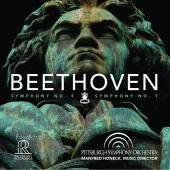 Album artwork for Beethoven: Symphonies Nos. 5 & 7