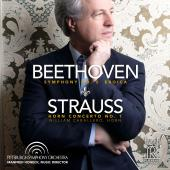 Album artwork for Beethoven: Symphony No. 3, Op. 55 / Honeck