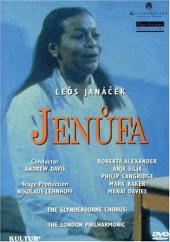 Album artwork for JANACEK: JENUFA