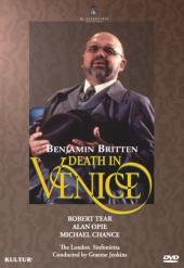Album artwork for Britten: Death in Venice / Tear