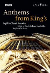 Album artwork for ANTHEMS FROM KINGs (DVD)